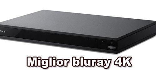 Lettori Blu Ray 4k quale scegliere in base al prezzo e prestazioni