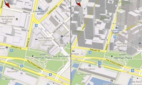 Come Salvare le Mappe di Google Maps sul telefonino e consultarle Offline
