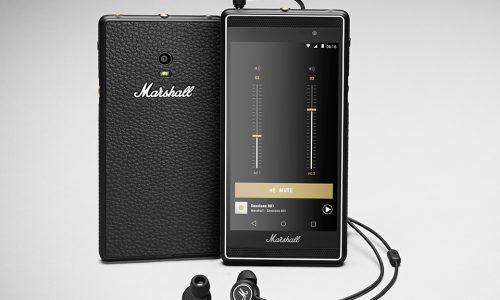 Marshall London lo Smartphone migliore per Qualità Audio